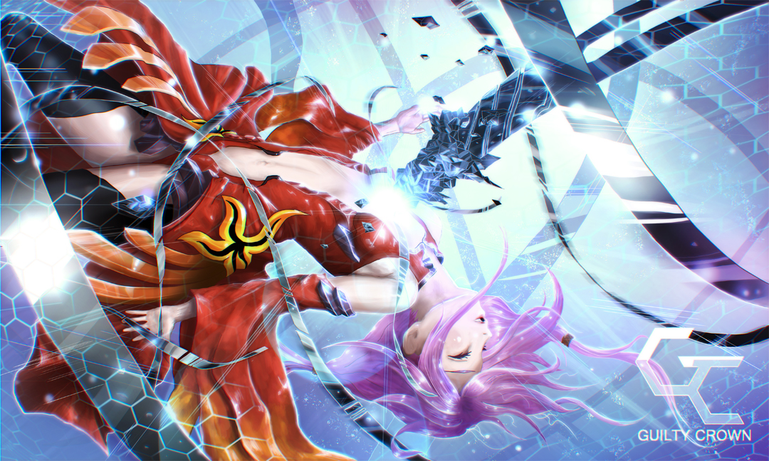 Guilty Crown Wallpaper Inori: Inori (Guilty Crown) By ArisT0te On DeviantArt