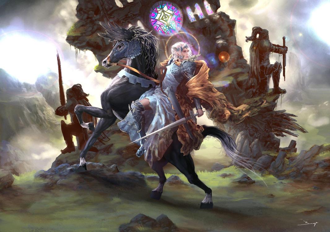 Heavenly Guard by ArisT0te