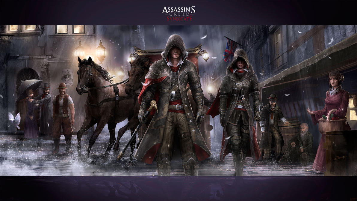 Assassin's creed syndicate v2 by ArisT0te