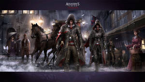 Assassin's creed syndicate v2