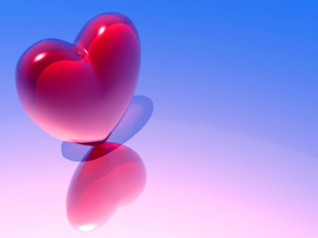Glass Heart by Digital-Virtuosity