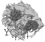 Floral YCH multi slots - Open