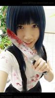 Rika Furude Cosplay by Love-of-Krye