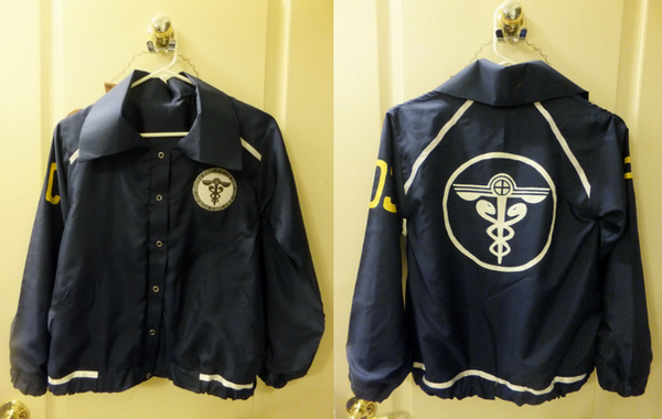 Psycho Pass: MWPSB Jacket by Love-of-Krye