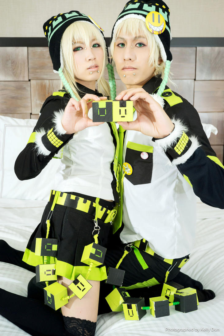 DMMd: Noiz Squared by Love-of-Krye