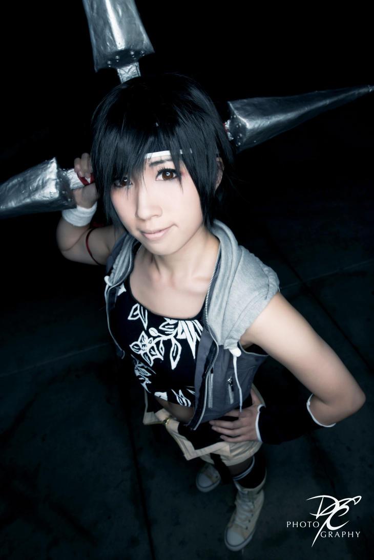 FFVII: Yuffie Kisaragi by Love-of-Krye