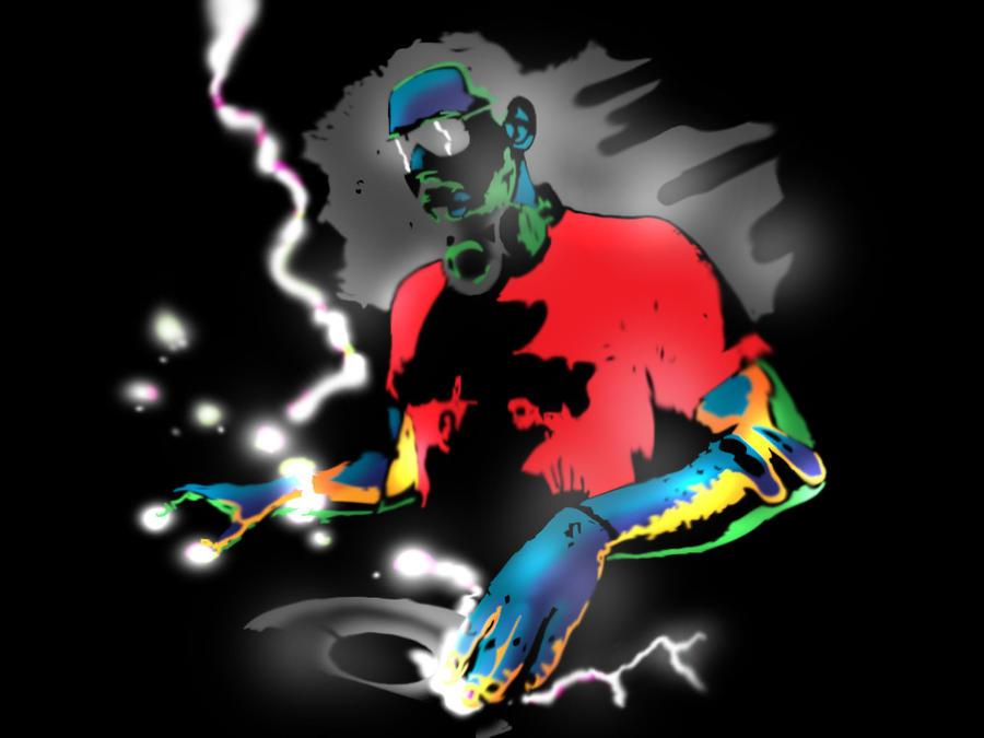 DJ Vector by RikDesigns on DeviantArt