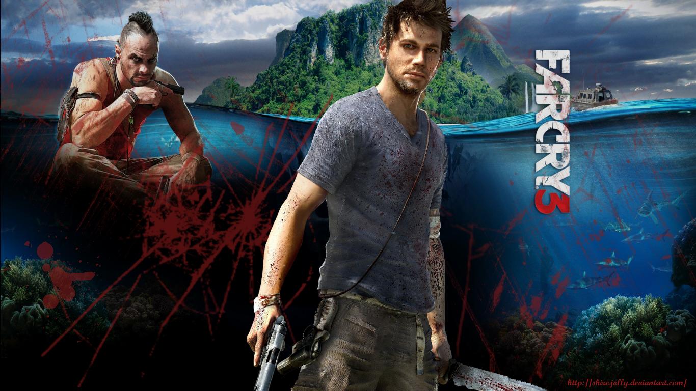 Far Cry 3 By Shirojolly On Deviantart