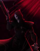 OVERWATCH- Reaper by ArrancarGirl6464