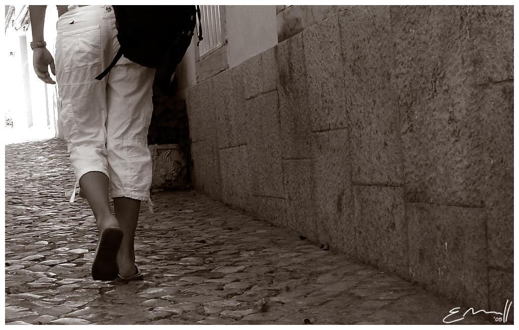 walking away. by whitesquirrel