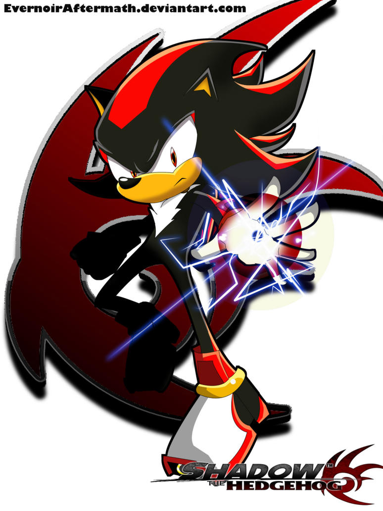 Shadow the Hedgehog by EvernoirAftermath by ...