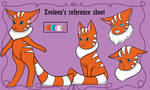 Meet the main cat: Eveleen!