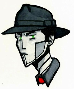 Grumpy The Spine by LuffytheKumquat