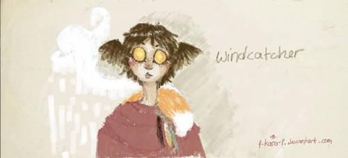 windcatcher by JollyGoodDay