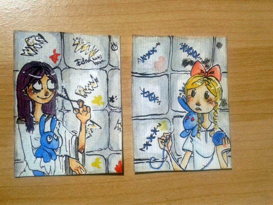 Edna und Lilli by JollyGoodDay
