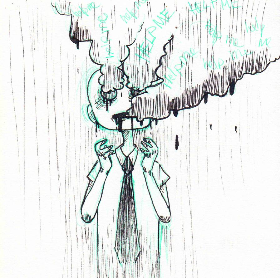 Inktober3 by JollyGoodDay