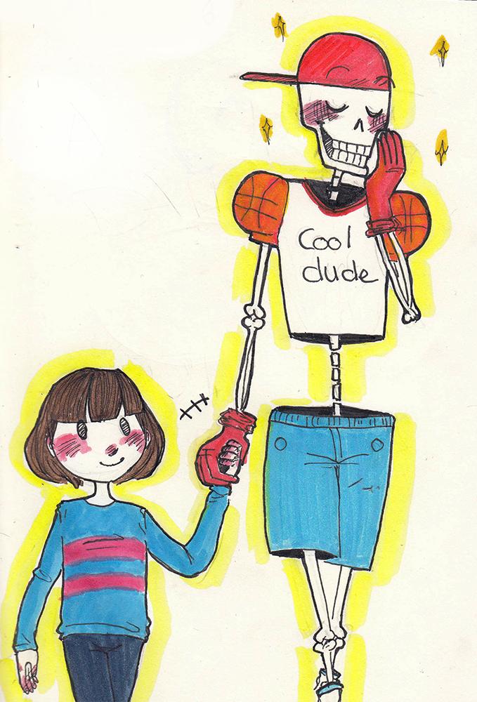 inktober #17 by JollyGoodDay