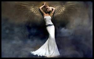 .Unforgotten Wings. by DisturbedKitten