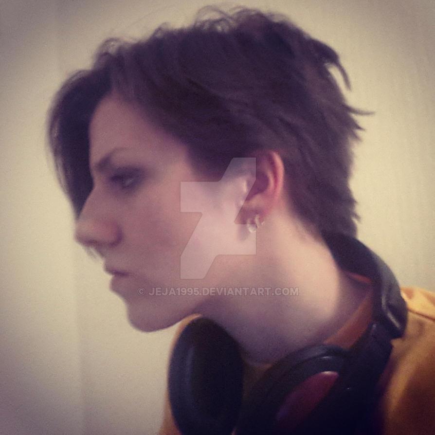 New haircut by Jeja1995