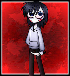 Creepypasta Chibi - Jeff the Killer