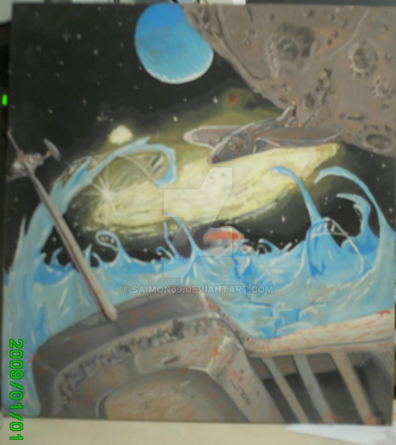 The Frozen Sun - 1987 by saimon69