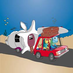 Fish Caravan