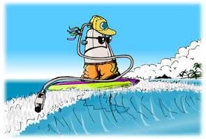 Surf Da Net by saimon69