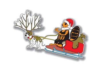 Christmas Obi 2 - the sled by saimon69