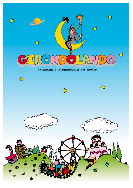 Girondolando Poster by saimon69