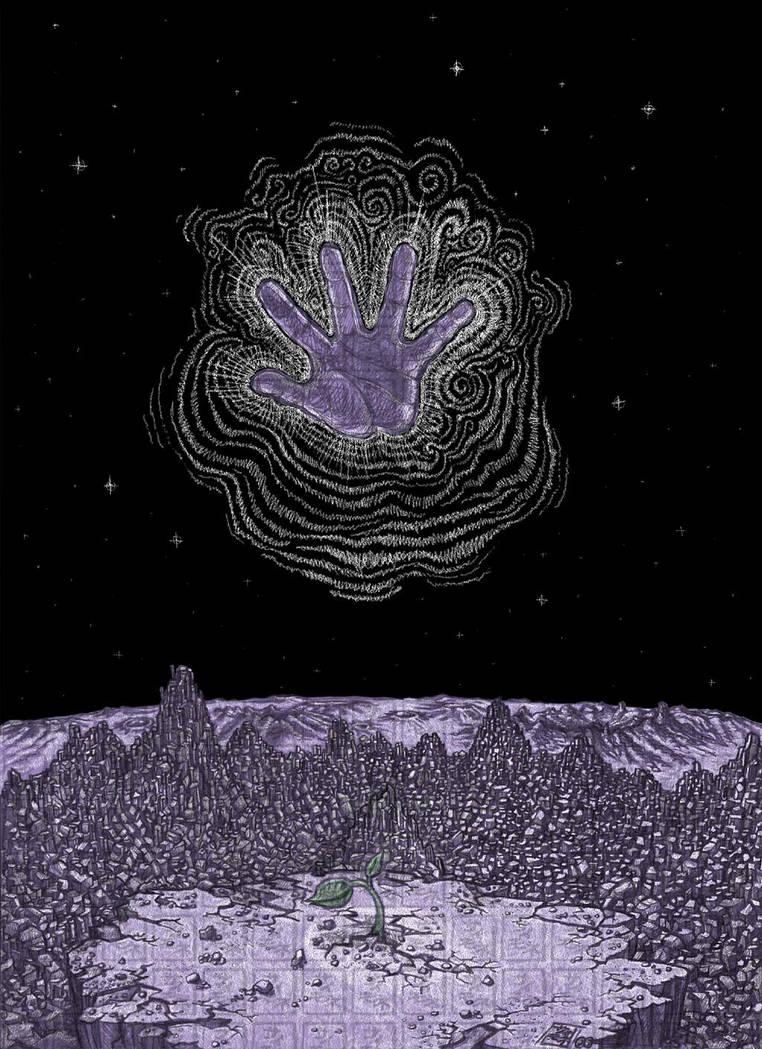 The Creation by saimon69