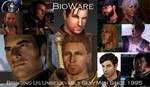 BioWare's Sexy Men by ShadowcatPrime