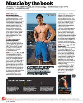 Mens fitness sept 2012 Australia