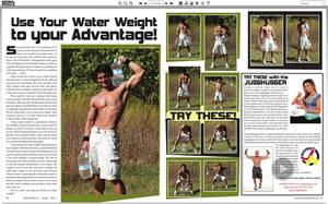 Natural Muscle Magazine Oct12 Jason Aaron Baca
