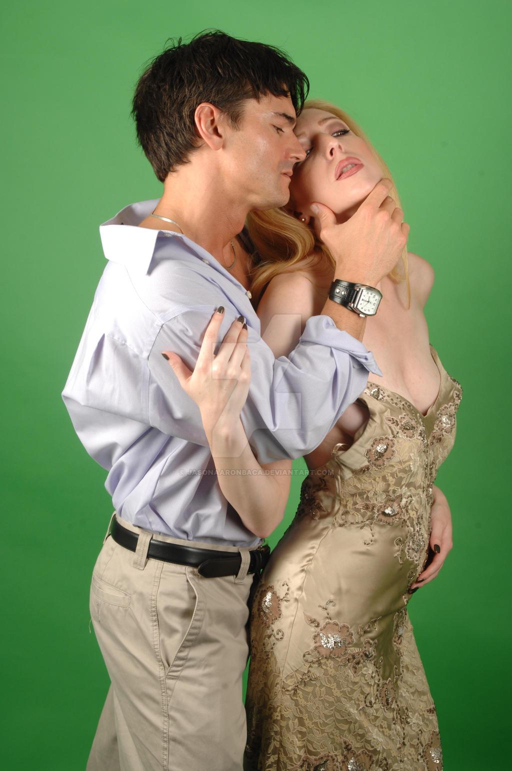 romance cover model by jasonaaronbaca