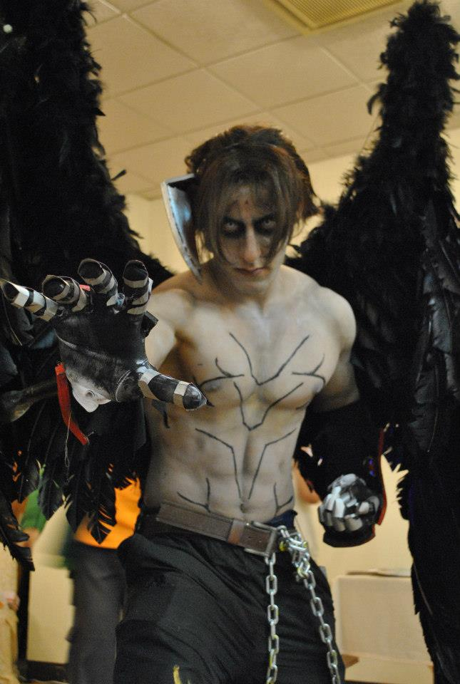 Devil Jin 2.0 Cosplay - 2 by vega147