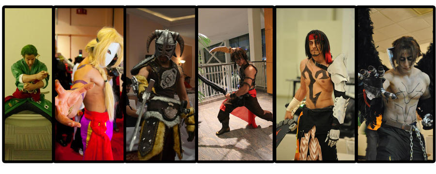 some of my Cosplays