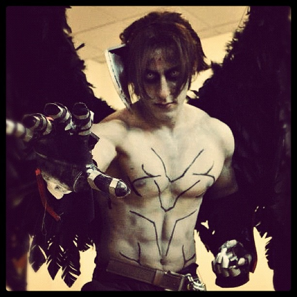 Devil Jin Cosplay - 12 by vega147