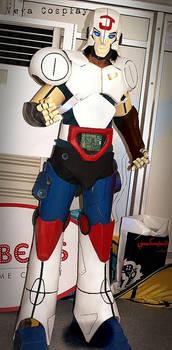 Plawres Sanshiro Juohmaru Cosplay - Comic Con 2014