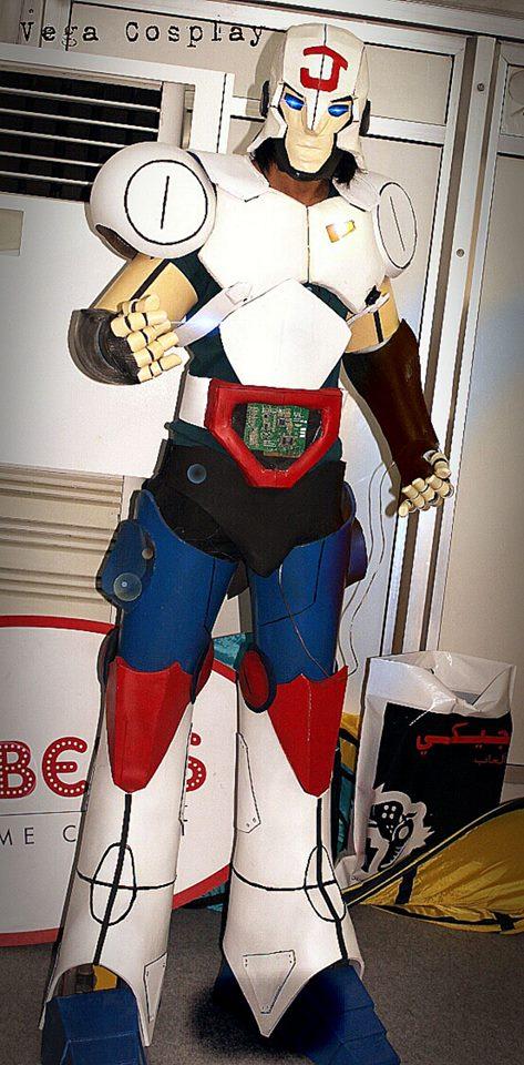 Plawres Sanshiro Juohmaru Cosplay - Comic Con 2014 by vega147