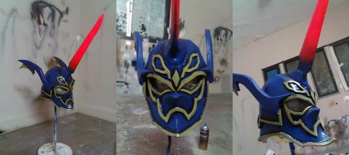 Nightmare helmet from SC5