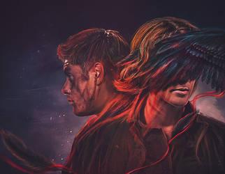 Supernatural: I'm Terrified by AriellaColdheart