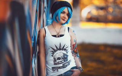 Life is Strange: Chloe by AriellaColdheart