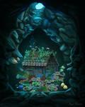 I Challenge You: Underwater scene