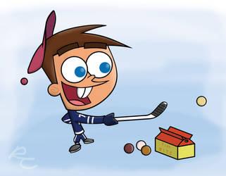 The Fairly OddParents - Tim-Bit Hockey