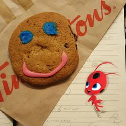 Miraculous Ladybug - Smile Cookie