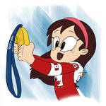 TLH-The Casagrandes - A Gold Medal for Sid C.