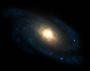Unknown Galaxy by zgrillo2004