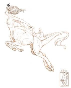 New Concept on Centaur WIP