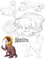 Commission :. Nootau by Teggy