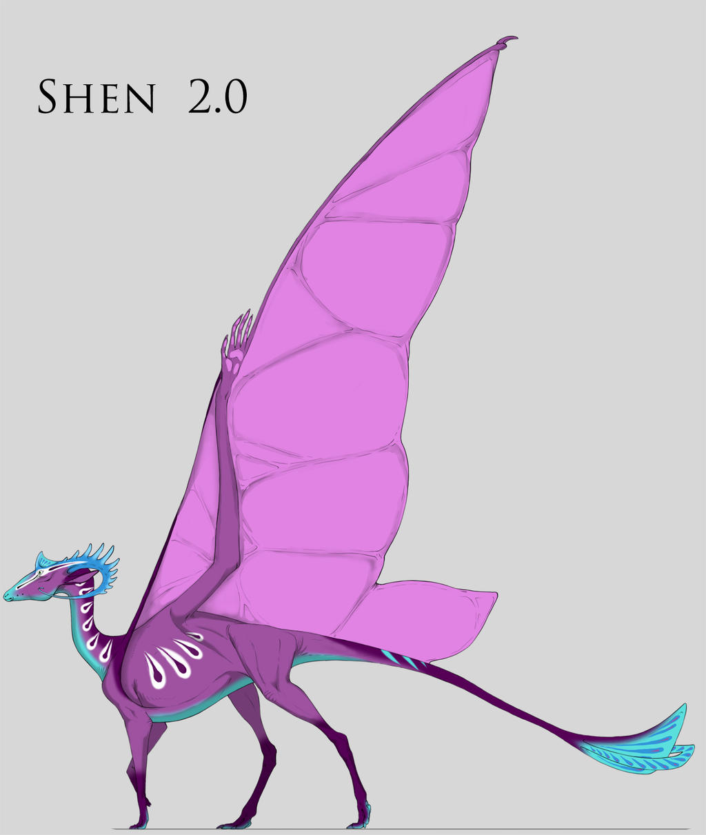 Shen 2.0 by Teggy
